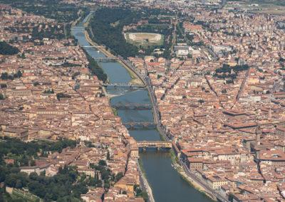 Arno vista aerea