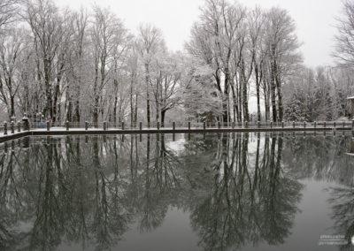Neve in Vallombrosa