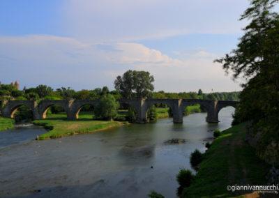 Ponte di Carcassonne