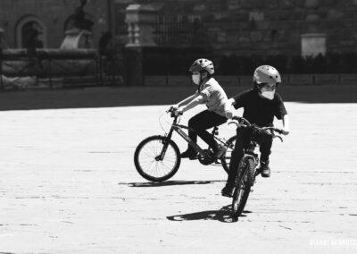 Dai lo spazio ad un bambino e lui ne sarà felice