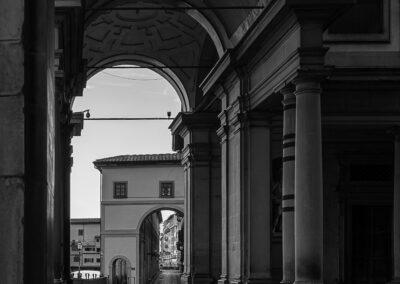 Uffizi e Corridoio Vasariano