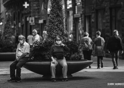 Distanza sociale